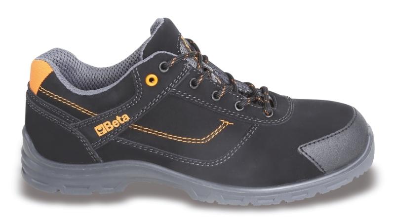 Chaussure basse en Nubuck hydrofuge BETA avec insert anti-abrasion taille 44
