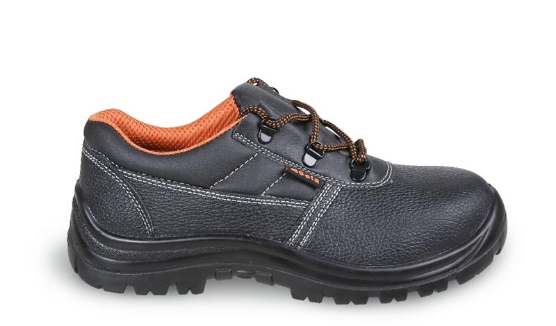 Chaussure basse en cuir pigmenté BETA taille 40