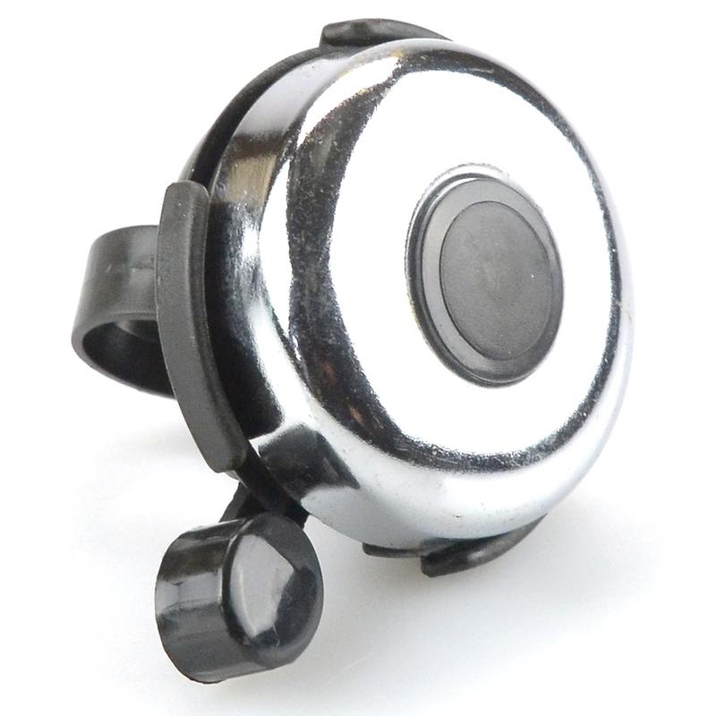 Boîte de 10 sonnettes vélo V BIKE (sonnerie ring-ring) 52mm