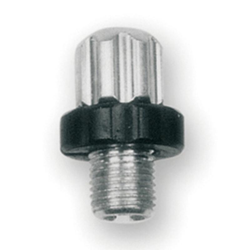Vis de réglage tension de câble ALHONGA aluminium M10 - sac de 10