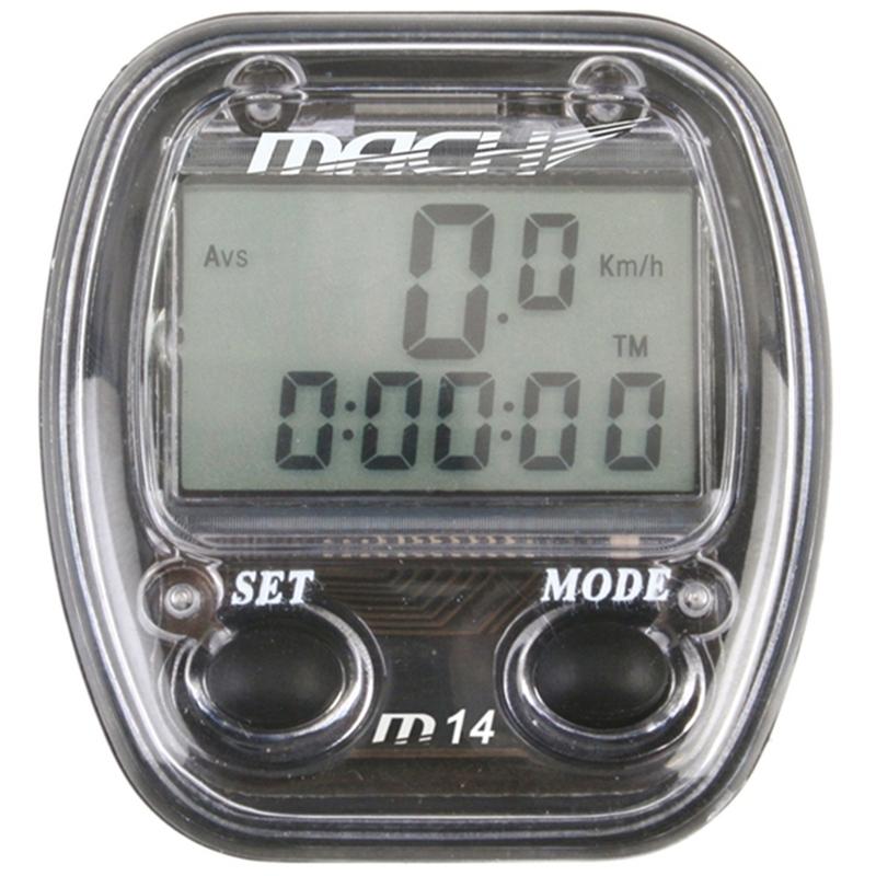 Compteur de vélo MACH 14