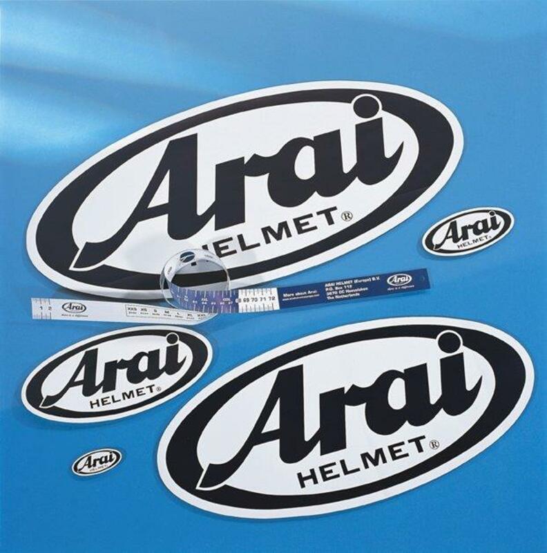 Autocollant ARAI