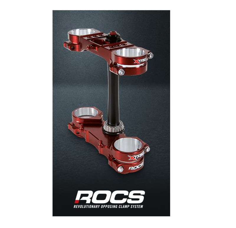 Té de fourche X-TRIG Rocs Fourche Semi-Usine KYB KTM SX/SXF