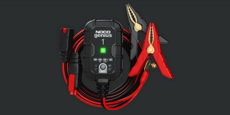 Pack promotionnel NOCO Genius1 10 Chargeurs de batteries +1 Gratuit