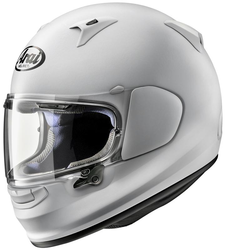 Casque ARAI Profile-V blanc taille M + Pinlock 120 clair
