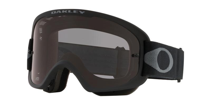 Masque OAKLEY O Frame 2.0 Pro MTB Black Gunmetal écran Dark Grey