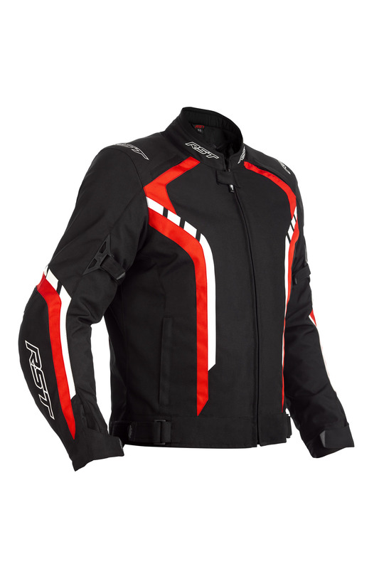 Blouson RST Axis CE textile -rouge taille M