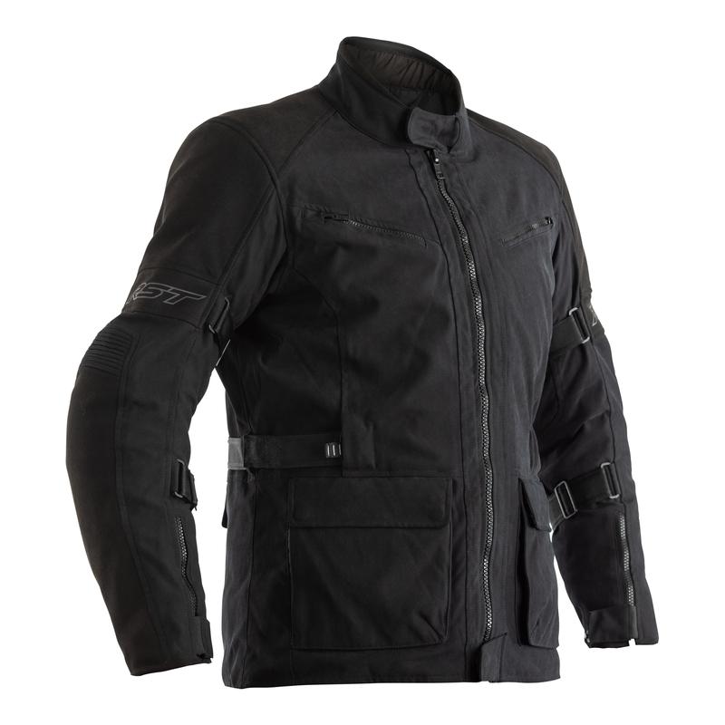 Veste RST Raid CE textile - noir taille 3XL