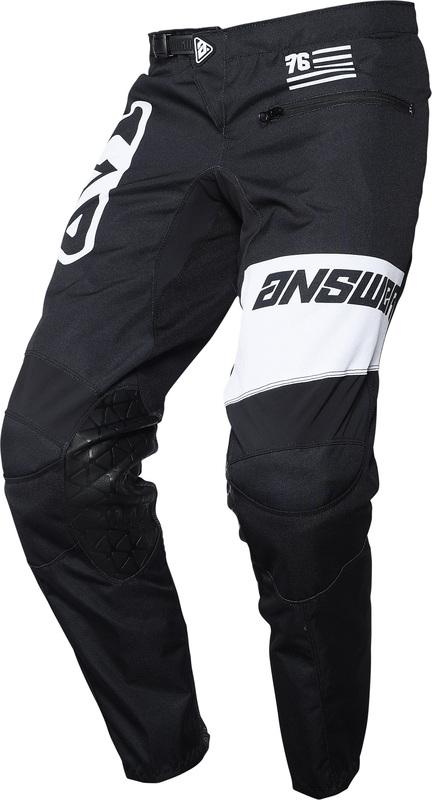 Pantalon ANSWER Arkon OPS Black/White taille 28
