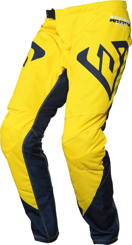 Pantalon ANSWER Syncron Pro Glow Yellow/Midnight/White taille 28
