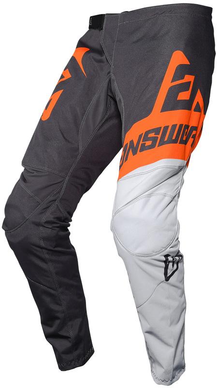 Pantalon ANSWER Syncron Voyd Junior Charcoal/Gray/Orange taille 20