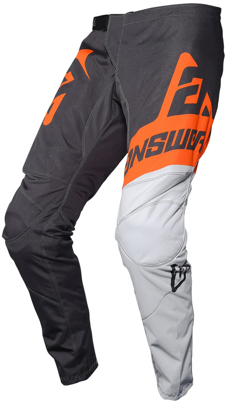 Pantalon ANSWER Syncron Voyd Charcoal/Gray/Orange taille 30