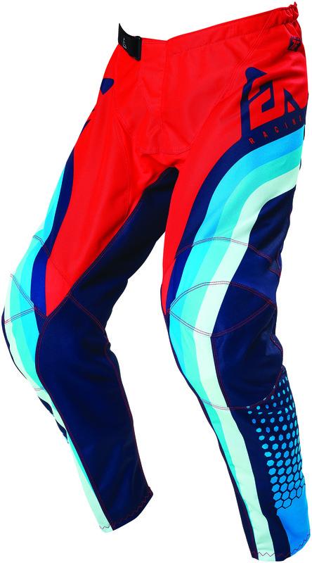 Pantalon ANSWER Synchron Swish - Pro Blue/Astana/Red