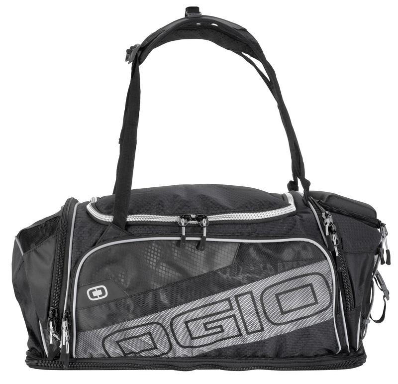 Sac de sport OGIO Gravity Duffle Black/Silver