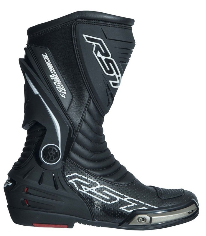 Bottes RST TracTech Evo 3 CE cuir - noir taille 43