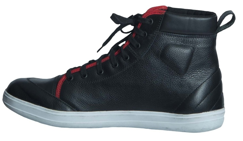 Bottes RST Urban II Route standard -noir/rouge taille 40
