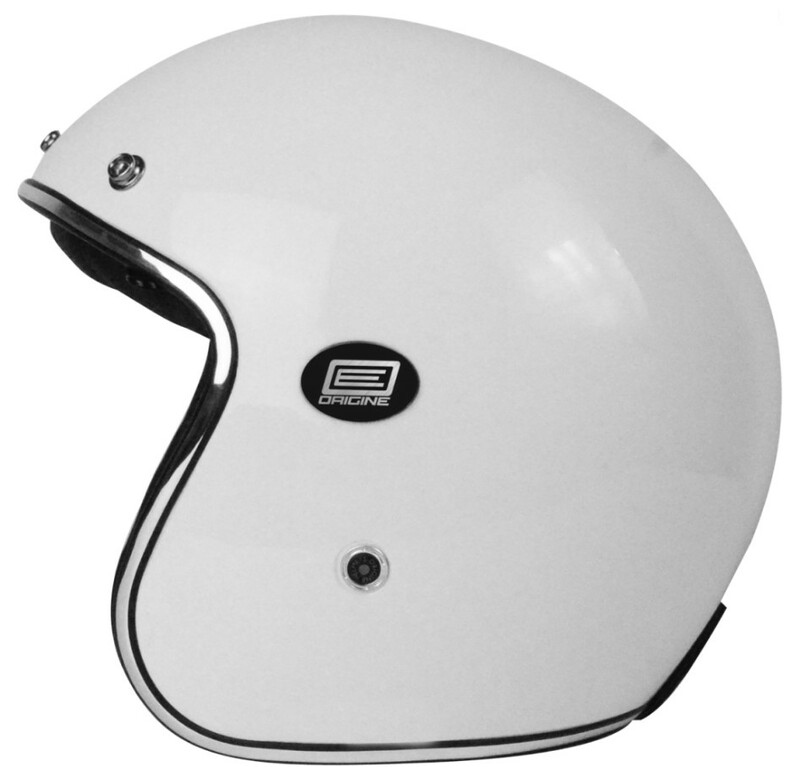Casque ORIGINE Sirio blanc taille L