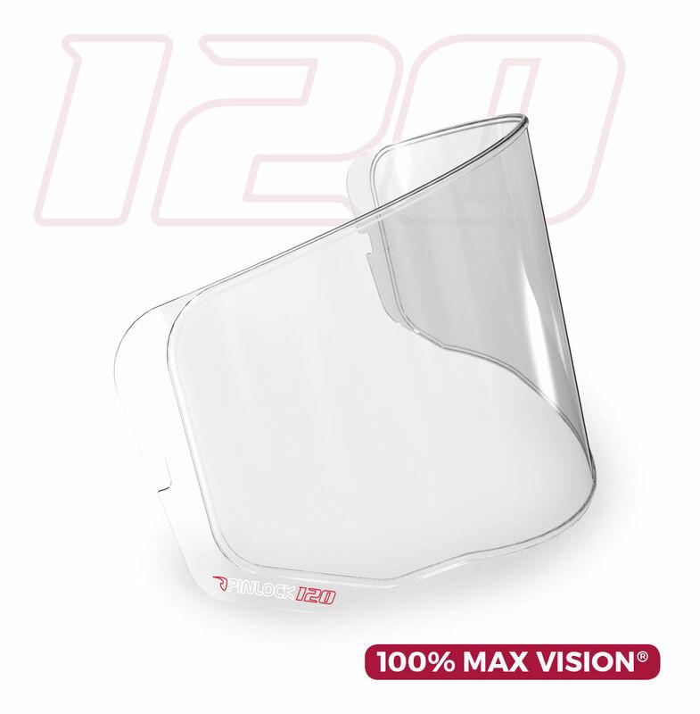 Ecran PINLOCK 100% Max Vision transparent Bell Panovision
