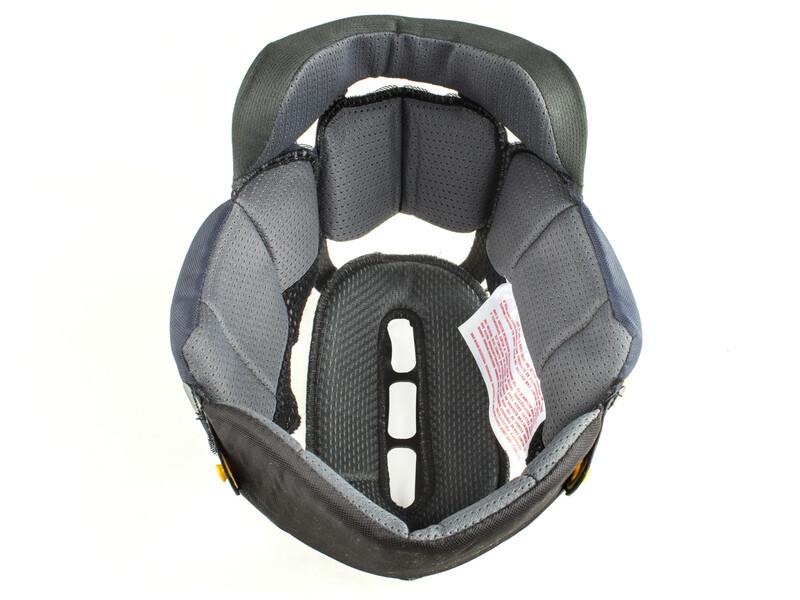Coiffe intérieure ARAI GP Dry-Cool taille XL/XXL 5mm (épaisseur standard XXL) pour casque RX-7 GP