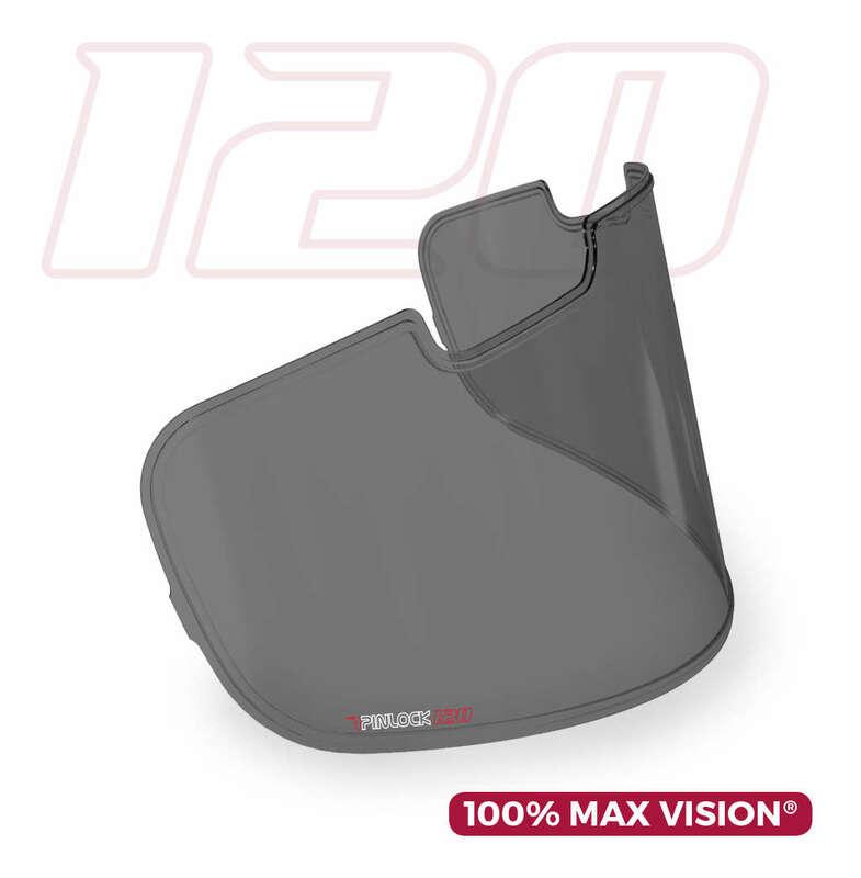 Ecran PINLOCK 100% Max Vision fumé foncé pour écrans ARAI type SAI