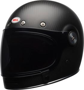 Casque BELL Bullitt Carbon Solid Matte Black taille XS