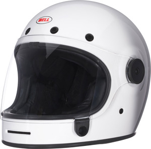 Casque BELL Bullitt DLX Gloss White taille S