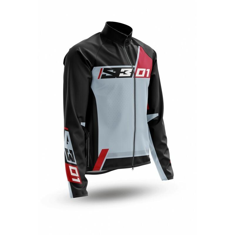Veste S3 Collection 01 - gris taille XL