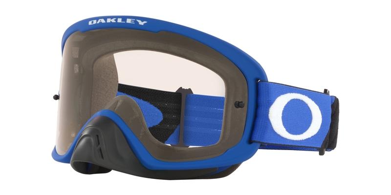 Masque OAKLEY O Frame 2.0 Pro MX Tuff Blocks Blue Black écran clair