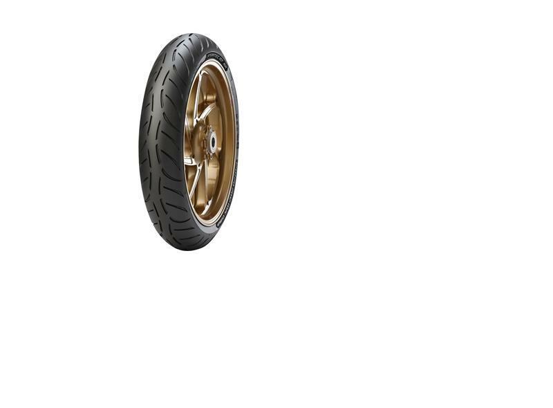Pneu METZELER Sportec M7 RR (F) STD + BMW S1000R, KTM 690 Duke/1290 Superduke R 120/70 ZR 17 M/C (58W) TL