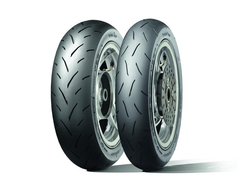 Pneu DUNLOP TT93 GP PRO Medium Soft 120/80-12 M/C 55J TL